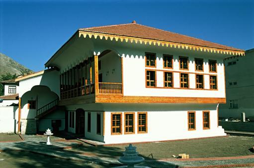 Semazen - Mevlâna Müzesi [ Tokat Mevlevihânesi ]